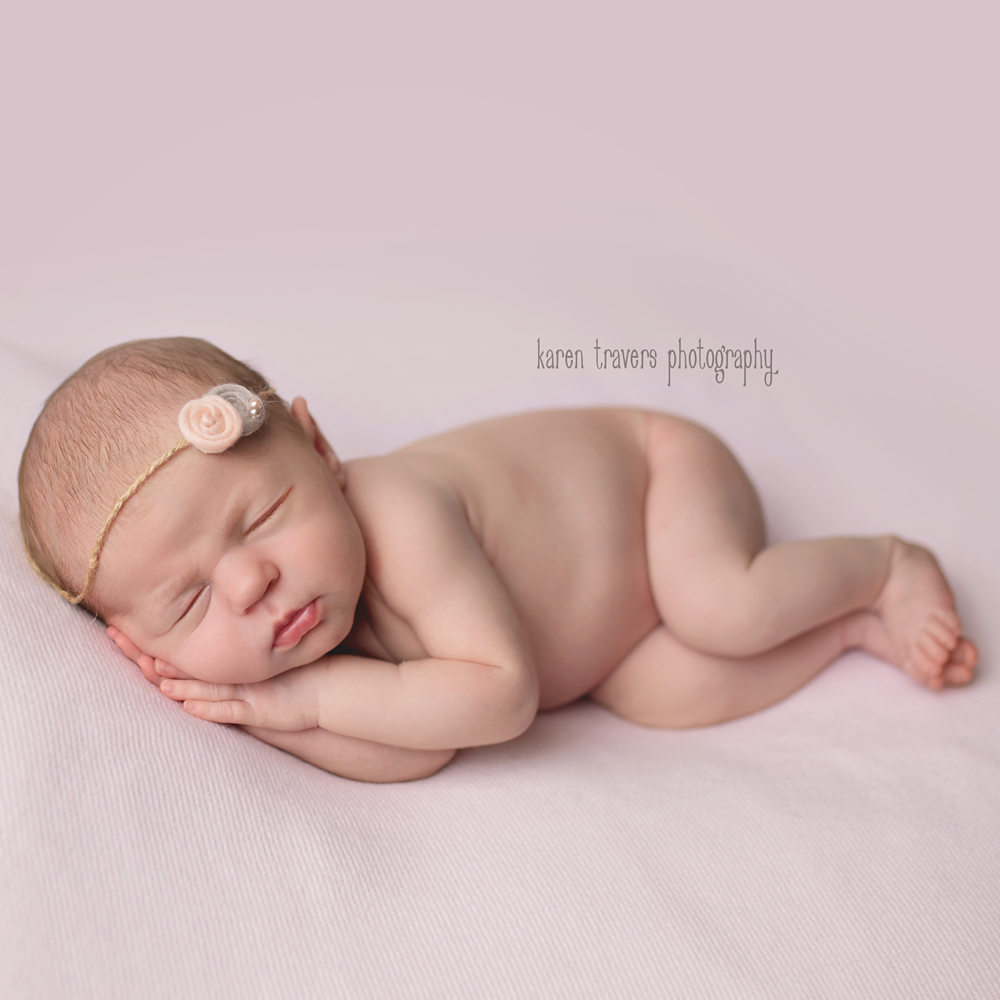 Full Newborn Session - $450