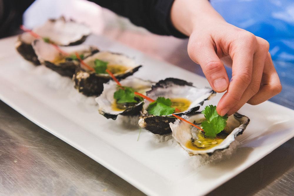 'Madoljai' Oysters