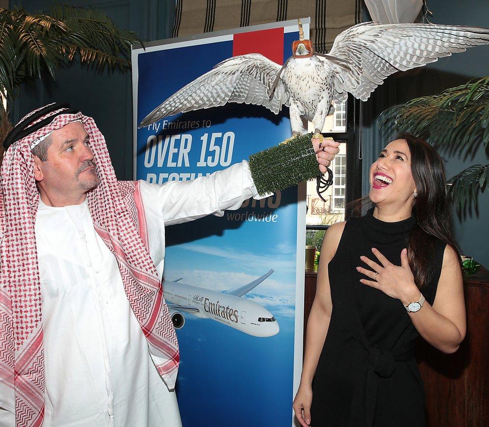 EMIRATES TASTE OF DUBAI EVENT  - TheTaste.ie