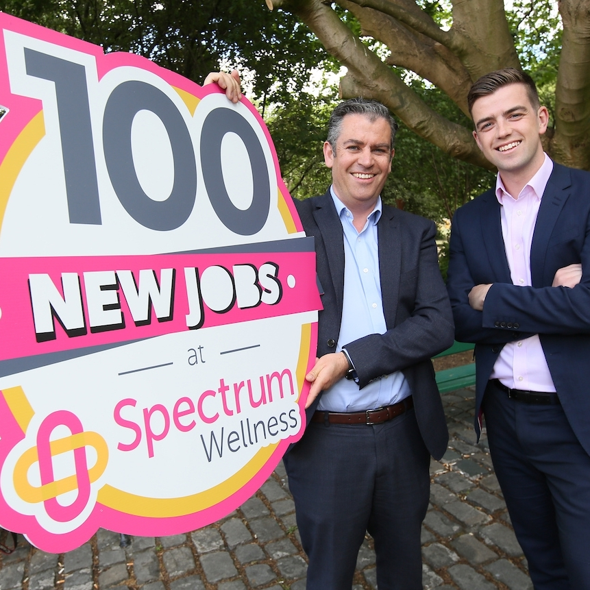 100 NEW JOBS & €4M INVESTMENT PLAN ANNOUNCEMENT - The Irish Times