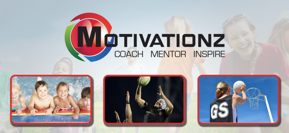 Motivationz App Netball Rugby Swimming