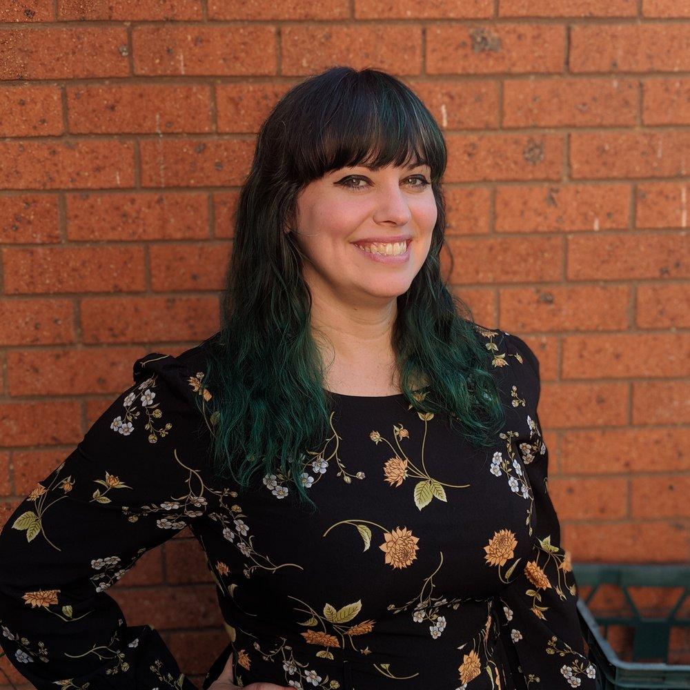Shannon Driscoll, Program Co-Director