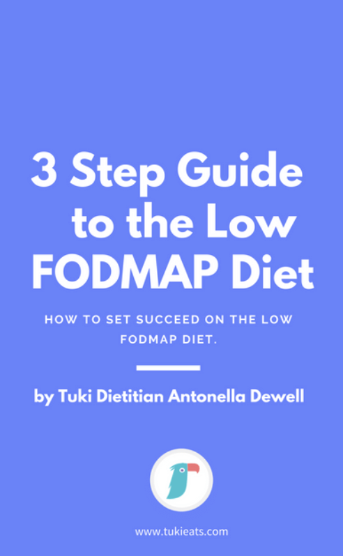 Step by step guide to how the low FODMAP diet works with Registered Dietitian. -