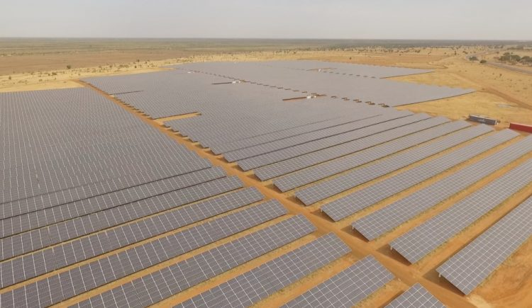Photo: Senergy 2 solar Park Senegal (SOURCE: GREENWISH PARTNERS)