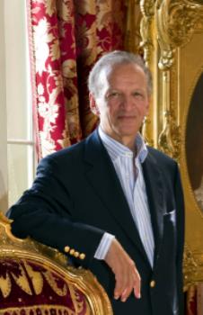 © Luc Castel Jérôme-François Zieseniss, President