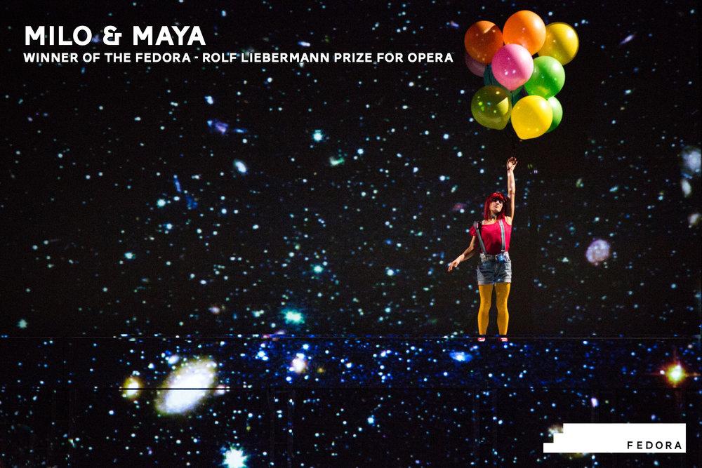 Milo & Maya Around the World ©Lucrezia Roda