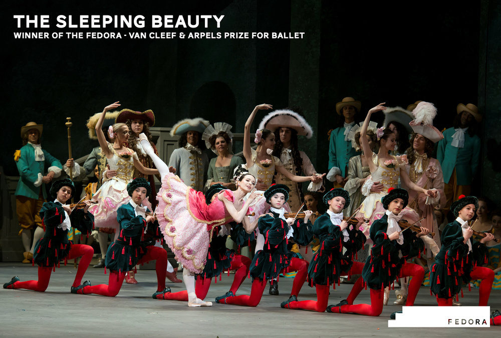 The Sleeping Beauty - ©Doug Gifford/American Ballet Theatre