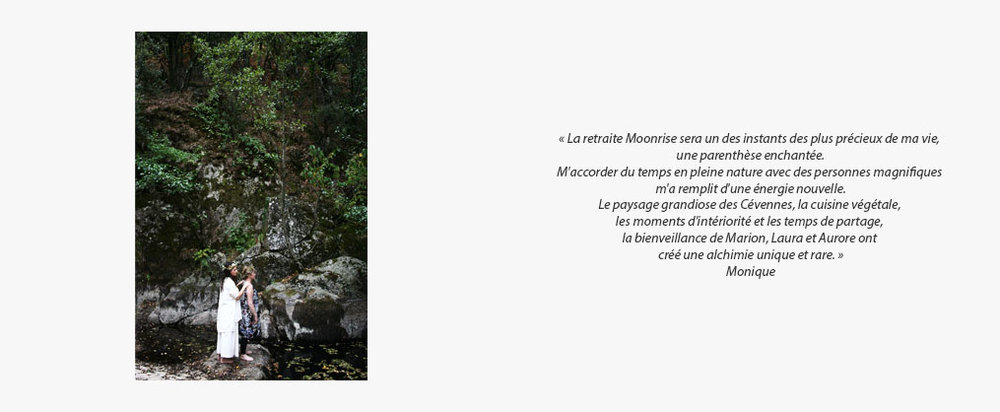 Copy of Copy of Moonrise Retreat - Les Quatre Lunes - Retraite pour éveiller son féminin sacré