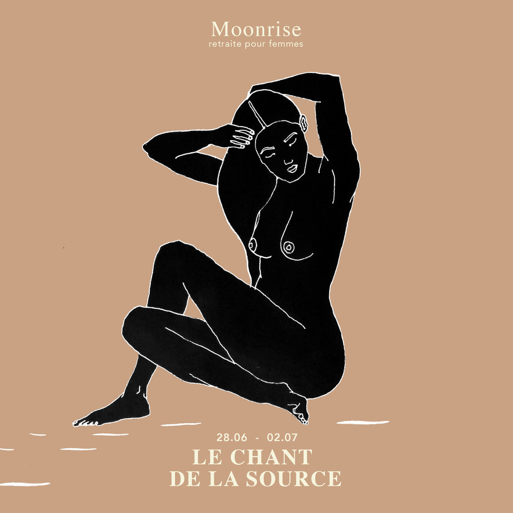 Moonrise Retreats - Le Chant de la Source