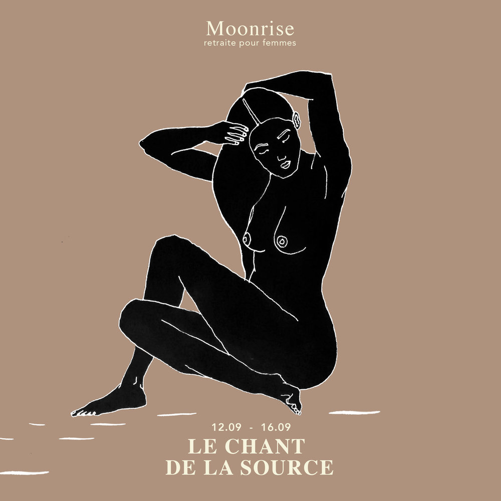 Moonrise Retreats - Le Chant de la Source