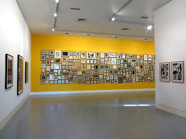 Installation shot by Miyako Narita, courtesy of the artist and CGP London