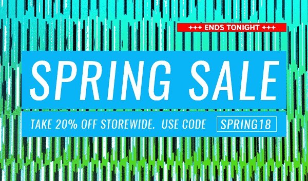 """@beatport Spring Sale 🔊🔊🔊 ONLY A FEW HOURS LEFT TO TAKE 20% OFF YOUR CART. Use code """"Spring18"""". Search for """"Fine Mode"""" and support the label by adding our releases to your cart. ❤️🎹🎧"""