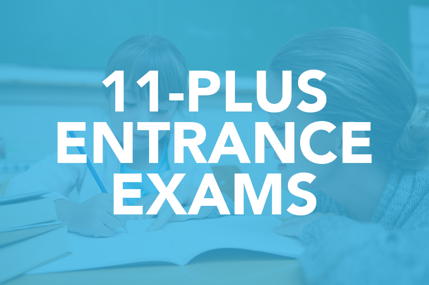 11+ Entrance Exam Tuition
