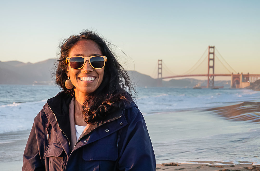 Saumyaa   Coordinator, Social Media   I'm a postdoc at Stanford university, studying Immunology in context of cancer. When I'm not playing with my mice in the lab, I enjoy exploring whatever fun things bay area has to offer — hiking trails, nature's beauty, history, food, music.      @saumyaa20