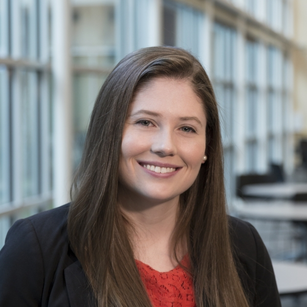 Emily Clark,University of Tennessee Bredesen Center graduate student pursuing a PhD in Energy Science and Engineering and Oak Ridge National Lab researcher in the Fusion and Materials for Nuclear Systems division