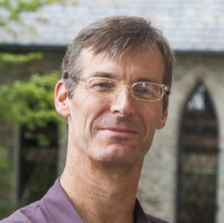 Darin Hayton , Associate Professor of History and Chair of History Department at Haverford College.