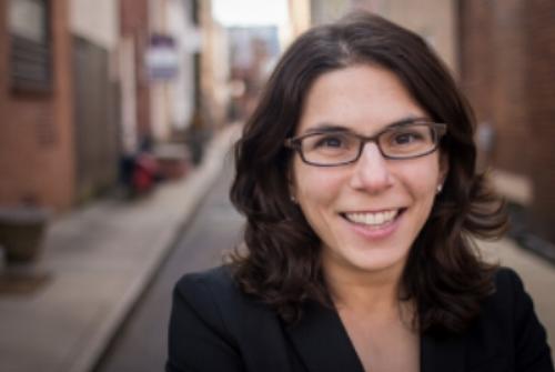 Megan Ryerson ,Assistant Professor at the UPenn.