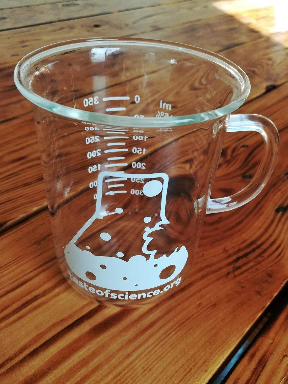 Beaker mug -