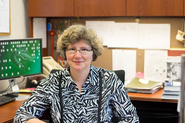 Eugenia Kharlampieva - Associate Professor, UAB