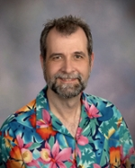 Dr. David Klassen  is a planetary scientist researching how clouds affect the water cycle and climate of Mars. I teach math methods and stellar astrophysics classes.