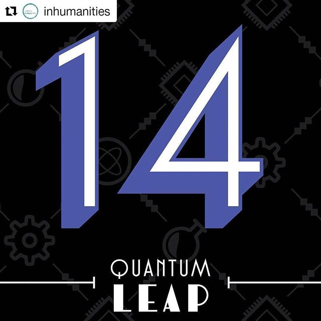 Woo! Cheers and beers, friends! Here's to many more! 🍻🎉🖖 #Repost @inhumanities (@get_repost) ・・・ Our Quantum Leap countdown continues with fourteen days left!  1️⃣4️⃣ With the help of our friends at @cinsoindy, @sciencemarchind, @indianamuseum, @davincipursuit and @centerpointbrewing, we've had 14 meetings of our monthly book club Books, Booze and Brains over the past two years! Stay tuned as our scientific book club continues into 2019 and beyond. 🚀 . . . . . . #bookclub #scienceliterature #bestbookclubintown #scientistselfie