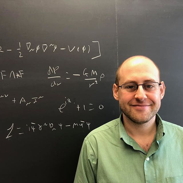 Our final speaker for our 2019 events is Dr. Jeremy Sakstein. Dr. Sakstein, originally from London, England and now a postdoctoral fellow at UPenn, spent his life trying to understand gravity—what is it? How it works? And why? As a theoretical physicist, his tools for answering these questions are simply pens, paper, and coffee. . Gravitational Waves: A New Window to the Universe. Gravitational waves are ripples in the fabric of space-time. They originate from the most extreme events in the cosmos—black holes merging, stars colliding, and the Universe when it was less than a nanosecond old. . I will tell you what they are, how we measure them, and what we can learn by studying them. I will show you some of the amazing new discoveries we have already made, and the amazing things we are going to learn in the future. . Expect lots of movies and cool animations! . #scicomm #outreach #stem #tasteofsci #philadelphia #gravity #gravitationalwaves #cosmos #universe #blackhole