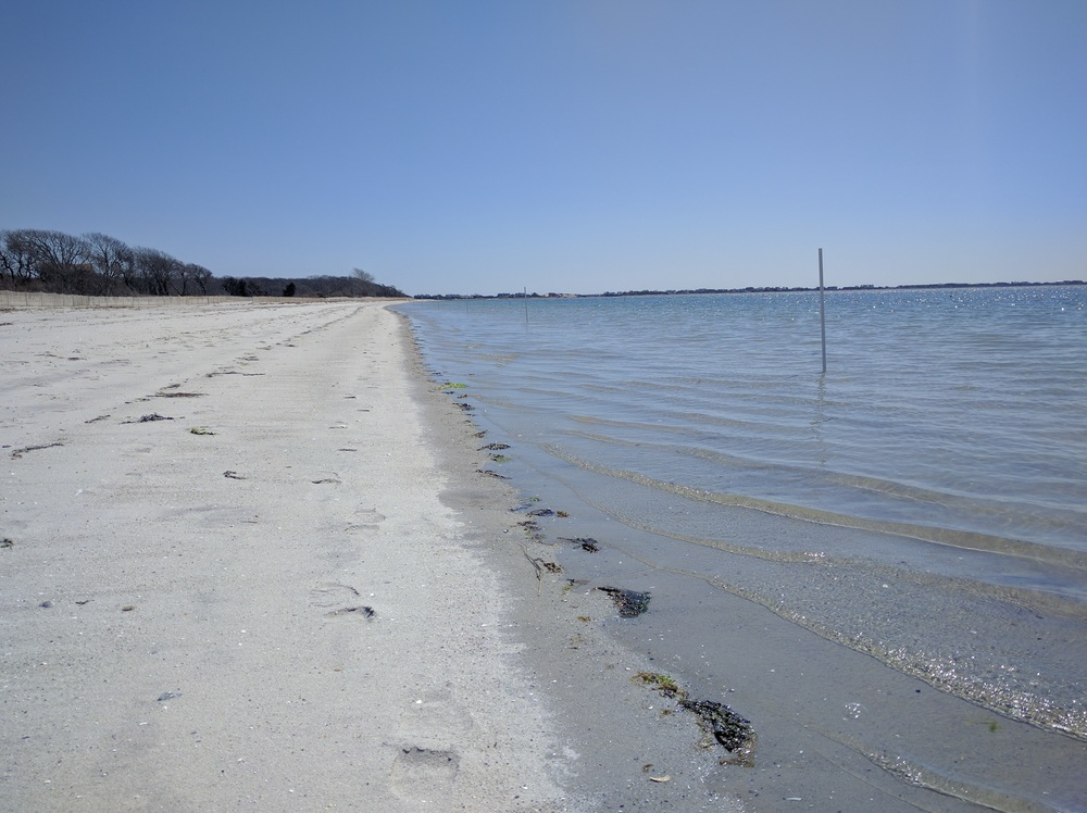Beach After Nourishment