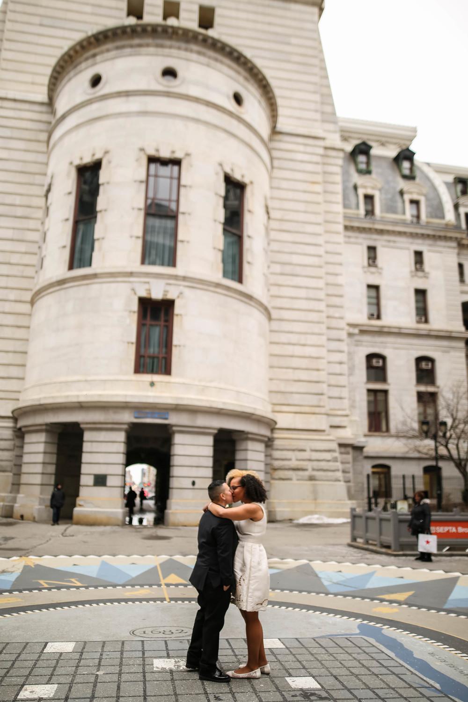 A Philadelphia Lesbian Elopement