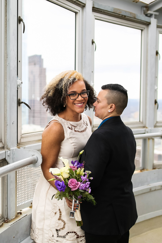Philadelphia Lesbian Elopement
