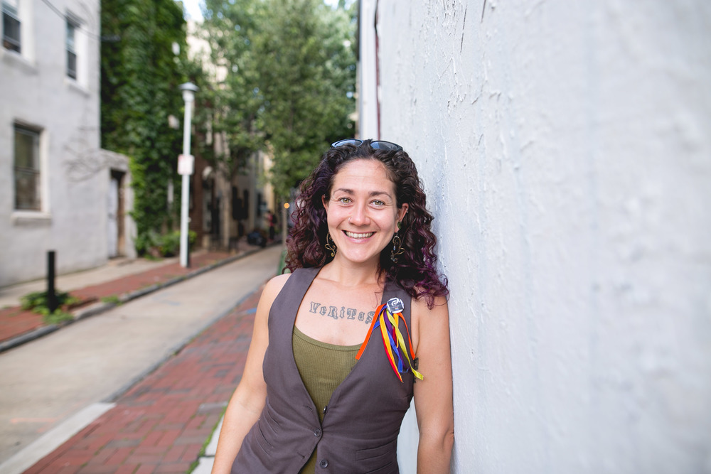 Philadelphia Weekly Forward Philly Headshots by LGBTQ photographer