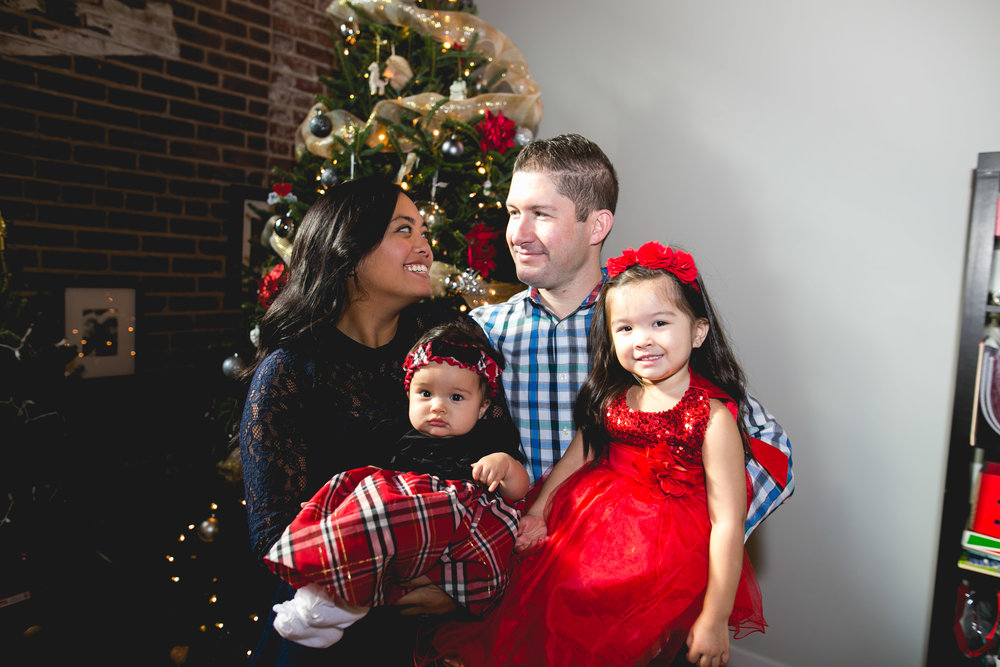 Willow Grove, PA Family Holiday Session