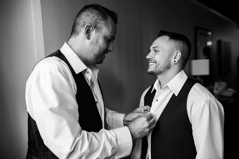 LGBTQ Philadelphia Wedding at the Foundry at the Filmore