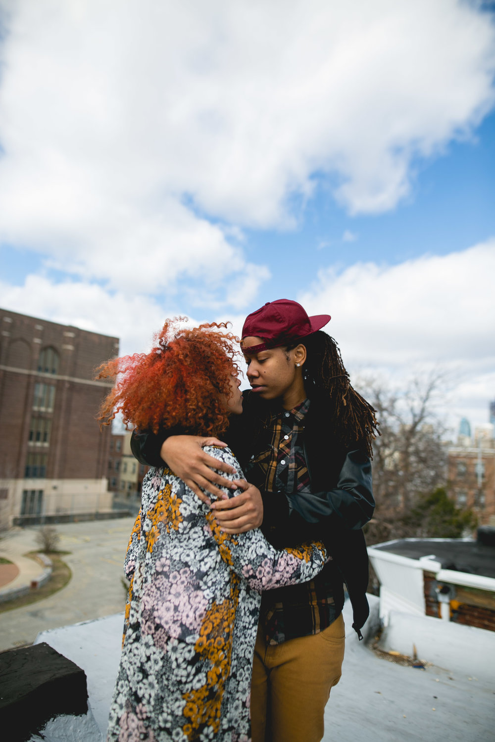 Philly LGBTQ Women of Color Photoshoot