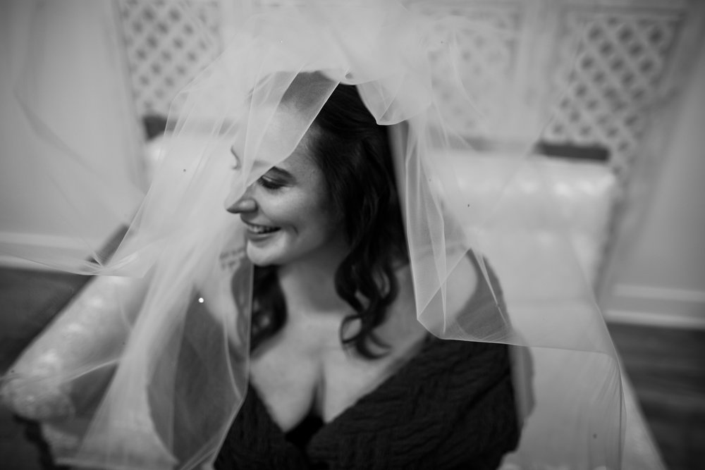 Philly Queer Boudoir Photographer Bridal Boudoir Session