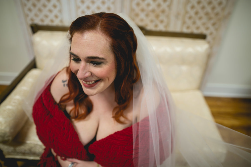 Philly Queer Boudoir Photographer Bridal Boudoir Session 6