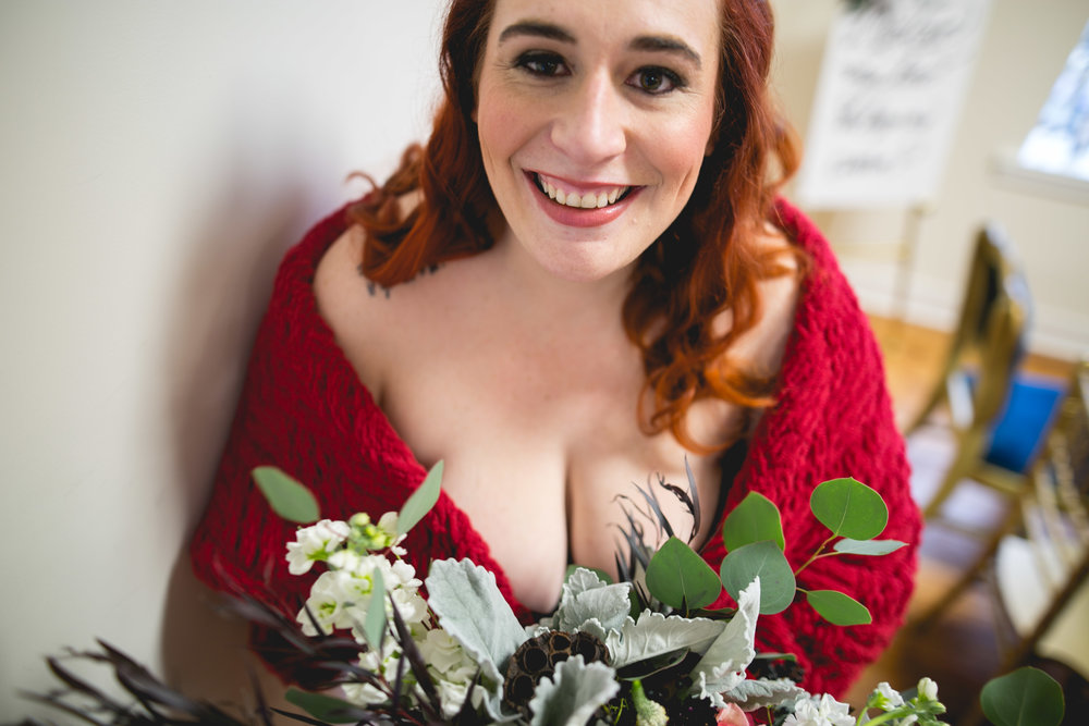 Philly Queer Boudoir Photographer Bridal Boudoir Session 7