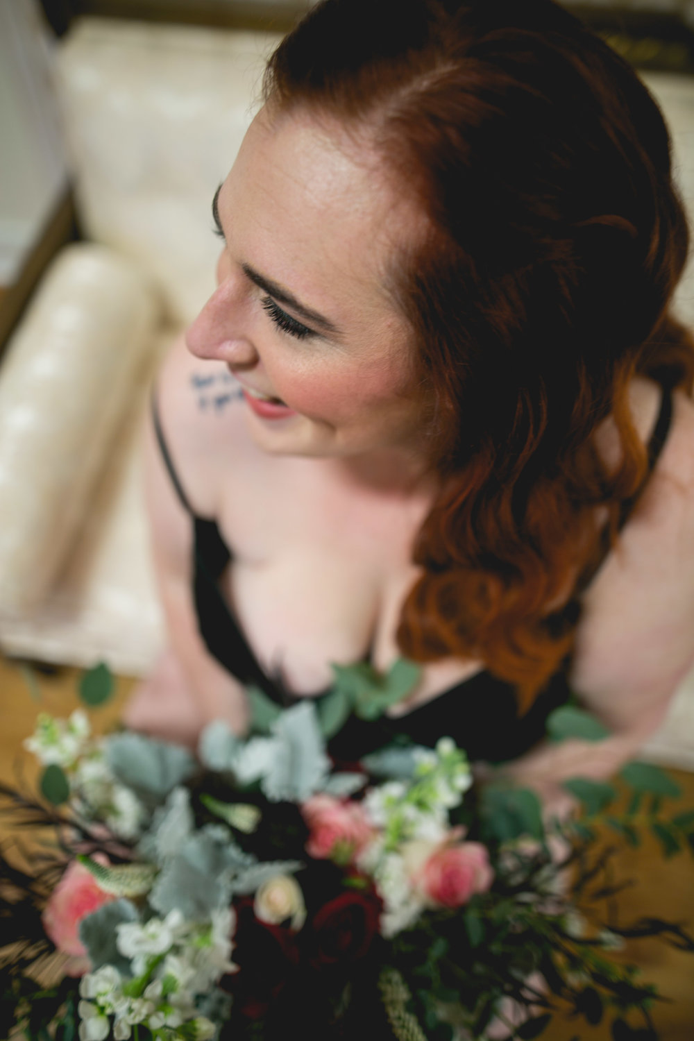 Philly Queer Boudoir Photographer Bridal Boudoir Session 11