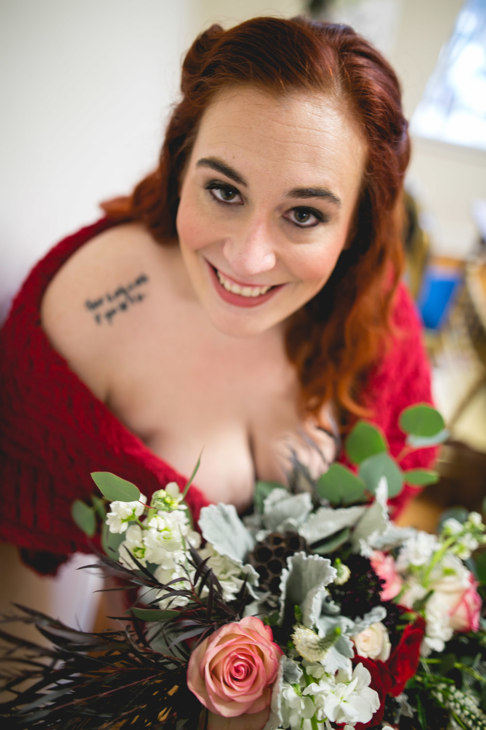 Philly Queer Boudoir Photographer Bridal Boudoir Session 14