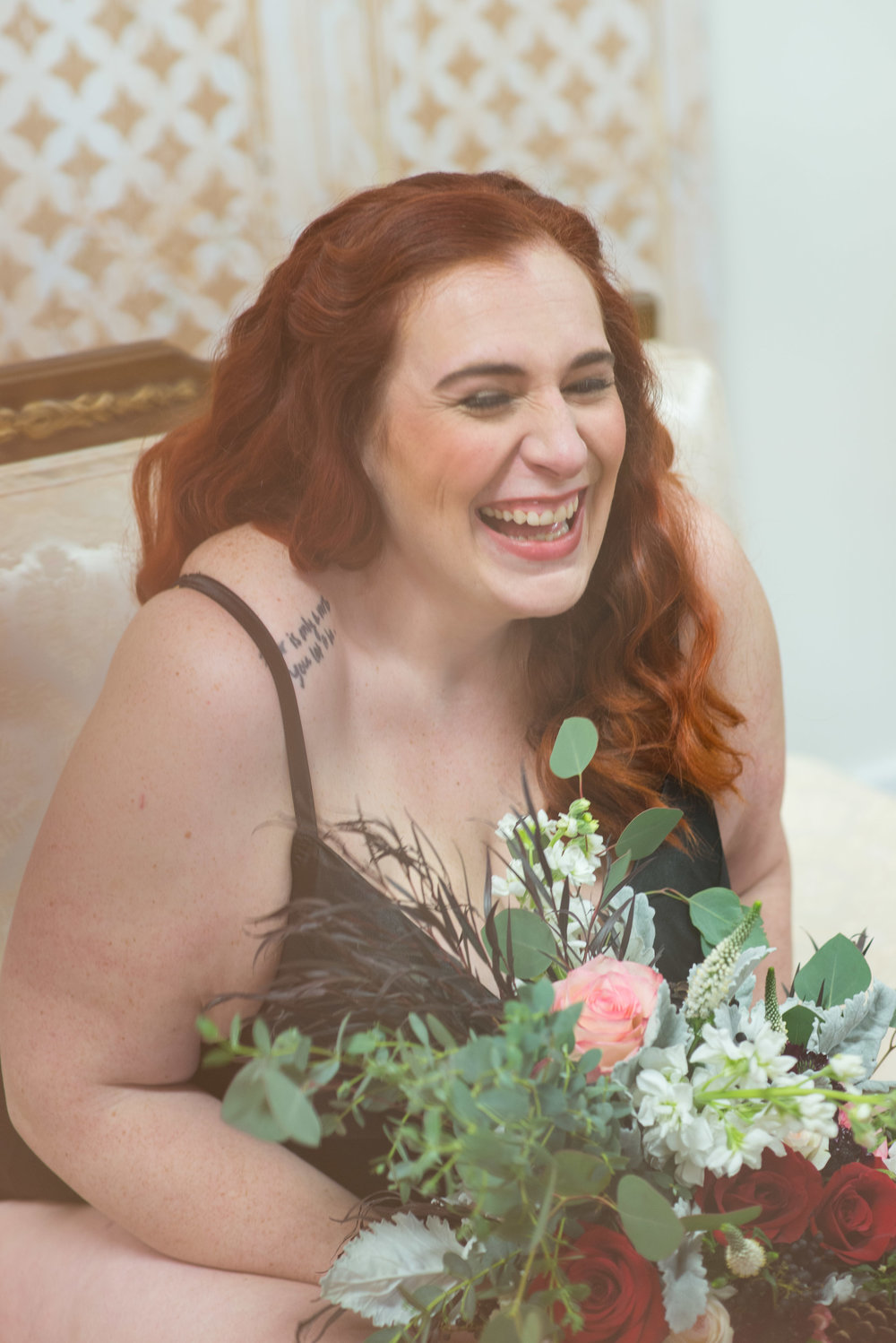 Philly Queer Boudoir Photographer Bridal Boudoir Session 9