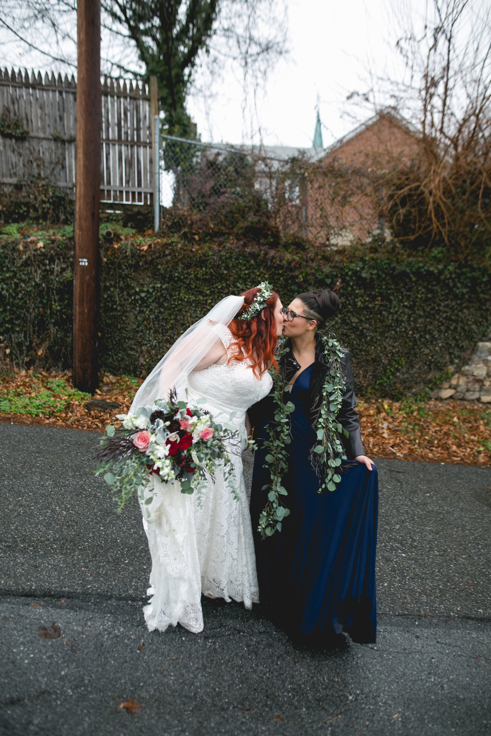 LGBTQ Philadelphia Wedding by Swiger Photography the Lesbian photographer 21