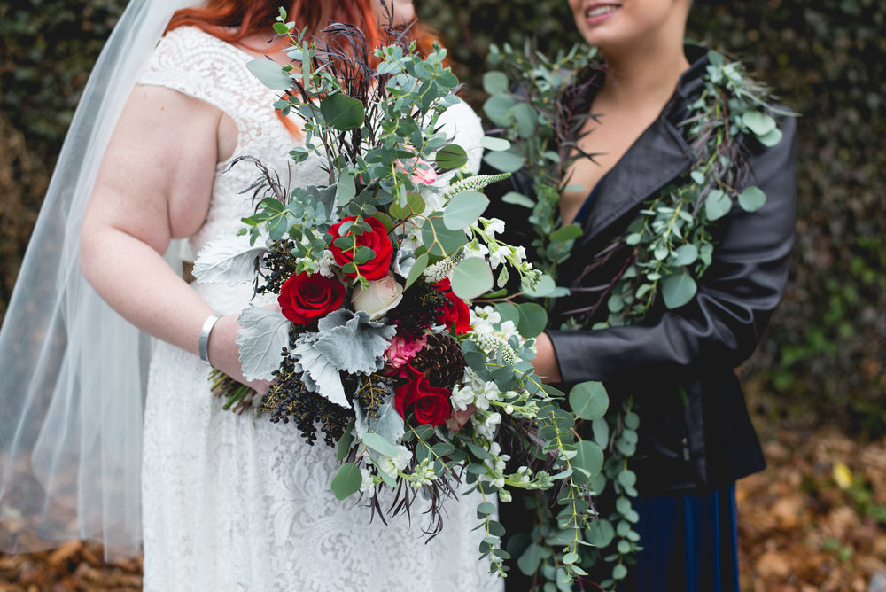LGBTQ Philadelphia Wedding by Swiger Photography the Lesbian photographer 24
