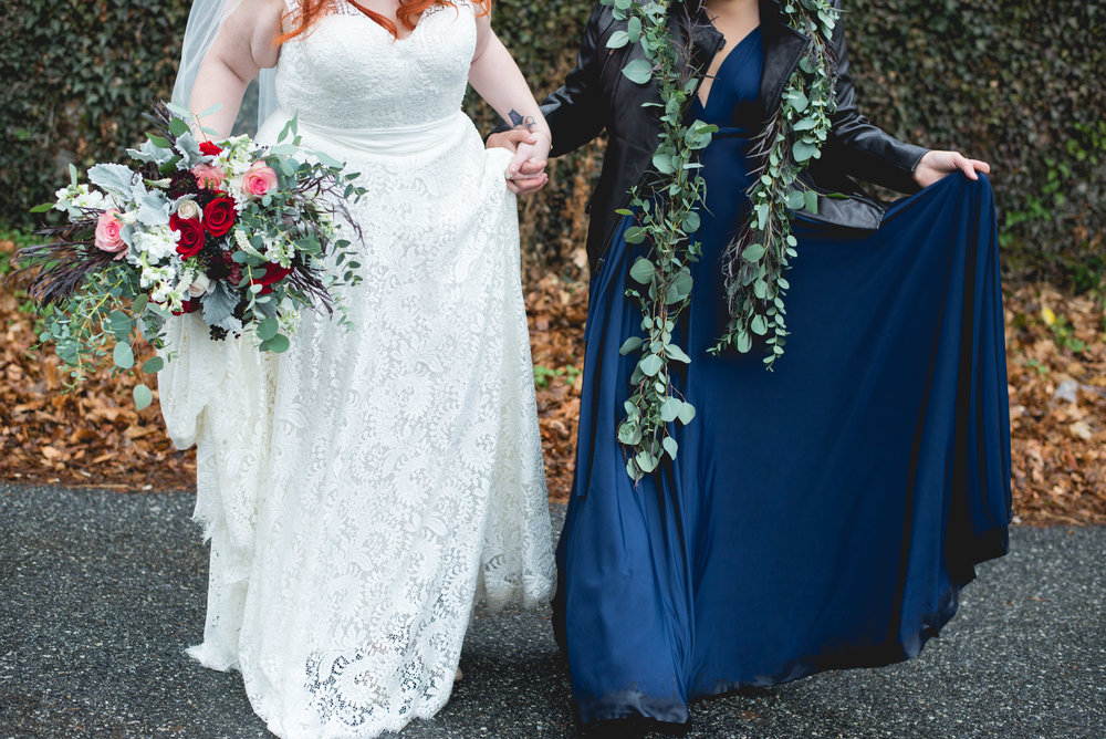 LGBTQ Philadelphia Wedding by Swiger Photography the Lesbian photographer 20