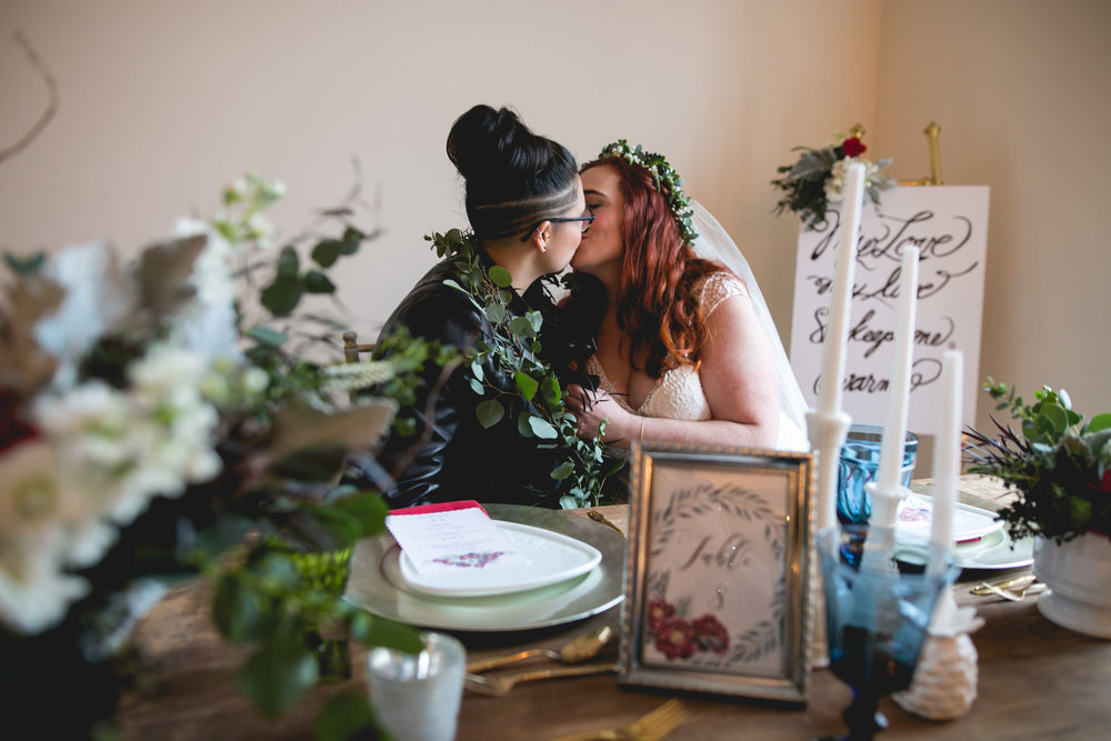 Queer Wedding Philadelphia Elopement by the lesbian photographer 28