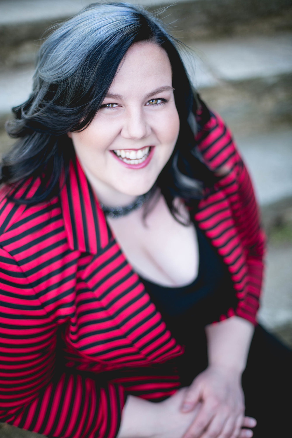 Plus size headshots Philadelphia