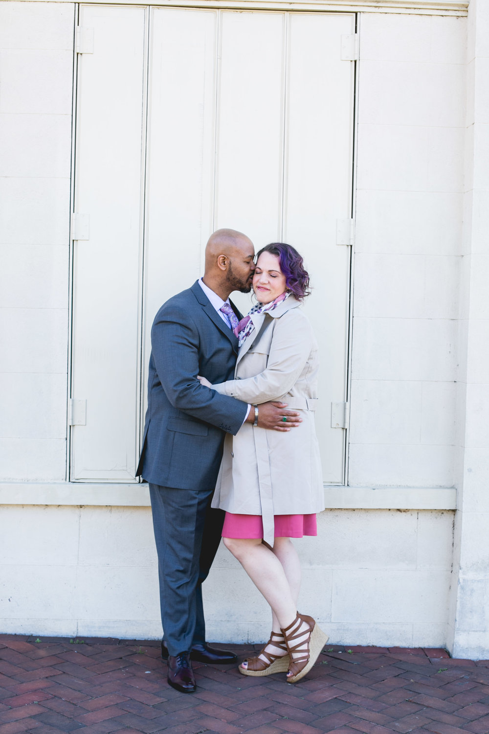 Vibrant Spring Philadelphia Engagement Shoot 1
