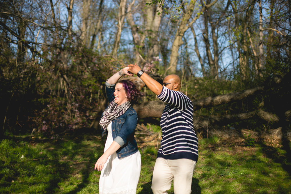 Interacial Philly Engagement Shoot 9