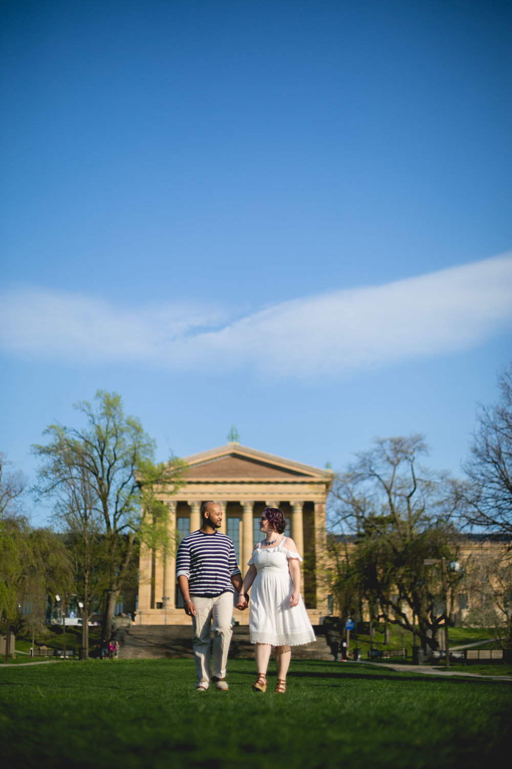 Interacial Philly Engagement Shoot 12