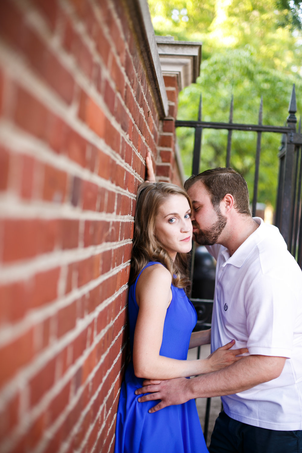 Old City Philadelphia Engagement Session 5