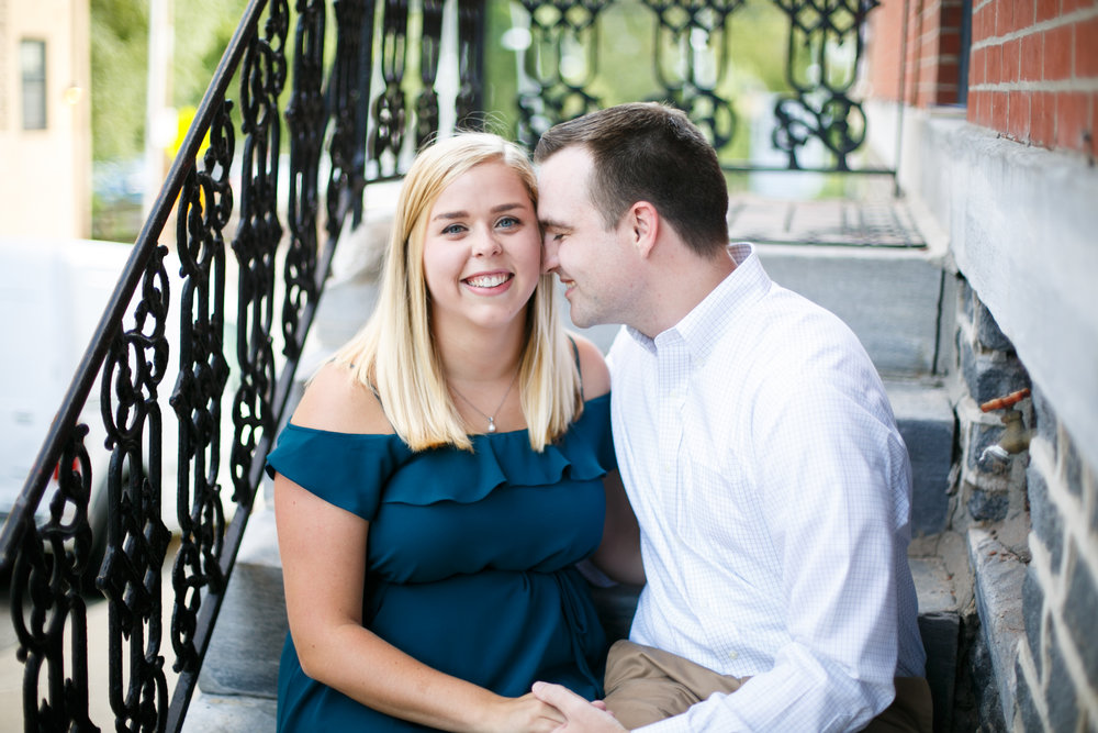 Manayunk Philadelphia Canal Summer Engagement Session 42