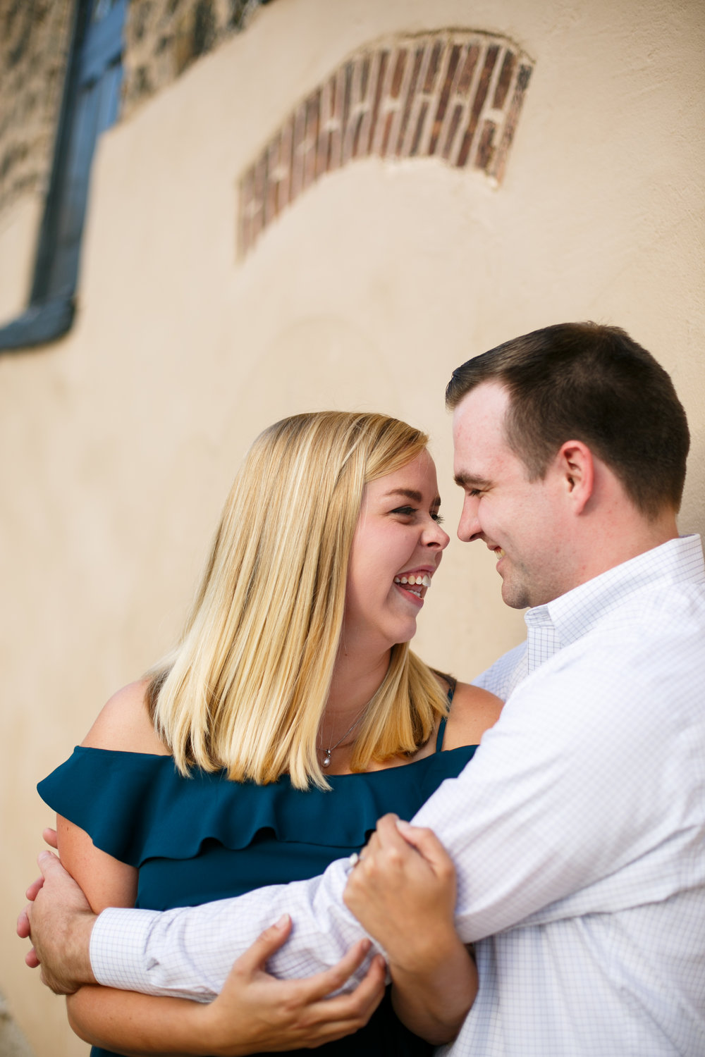 Manayunk Philadelphia Canal Summer Engagement Session 37
